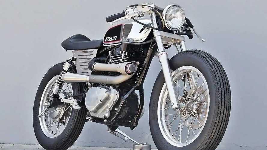 RYCA Motors CS-1X: Suzuki LS650 Savage