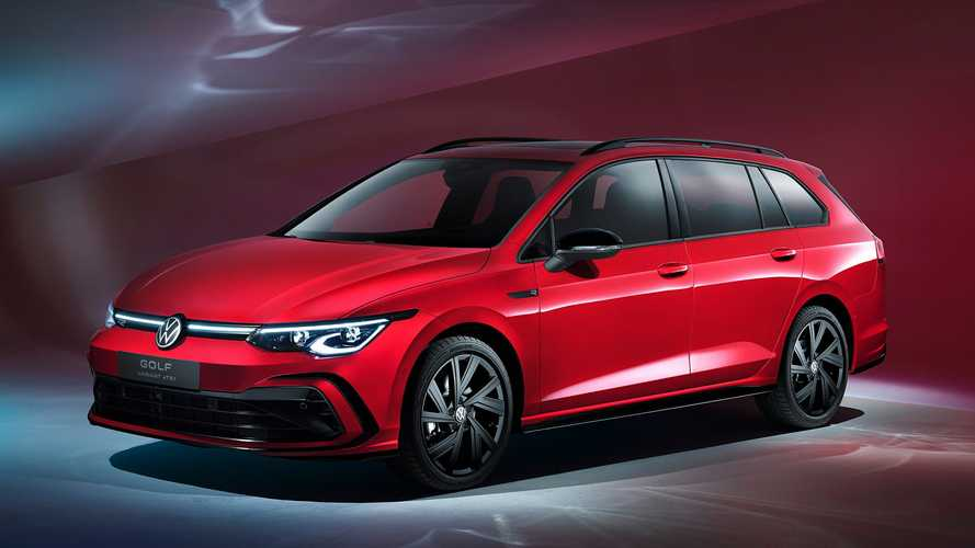 2021 Volkswagen Golf Estate, Alltrack debut with space to spare