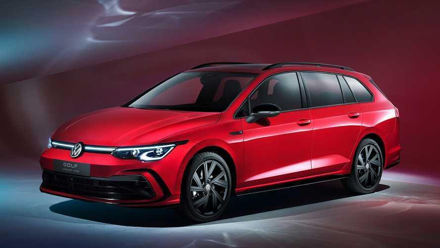 Volkswagen Golf Variant R-Line 2021