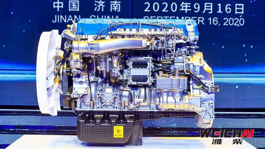 Bosch ve Weichai Power, dizel motorların verimliliğini %50'ye çıkardı