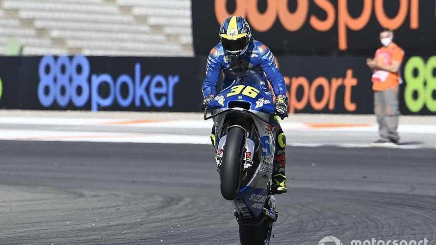 Mir se proclama campeón del mundo de MotoGP en Valencia