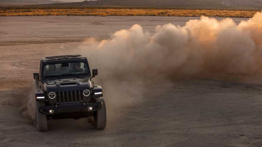 Jeep Wrangler Rubicon 392 ortaya çıktı!