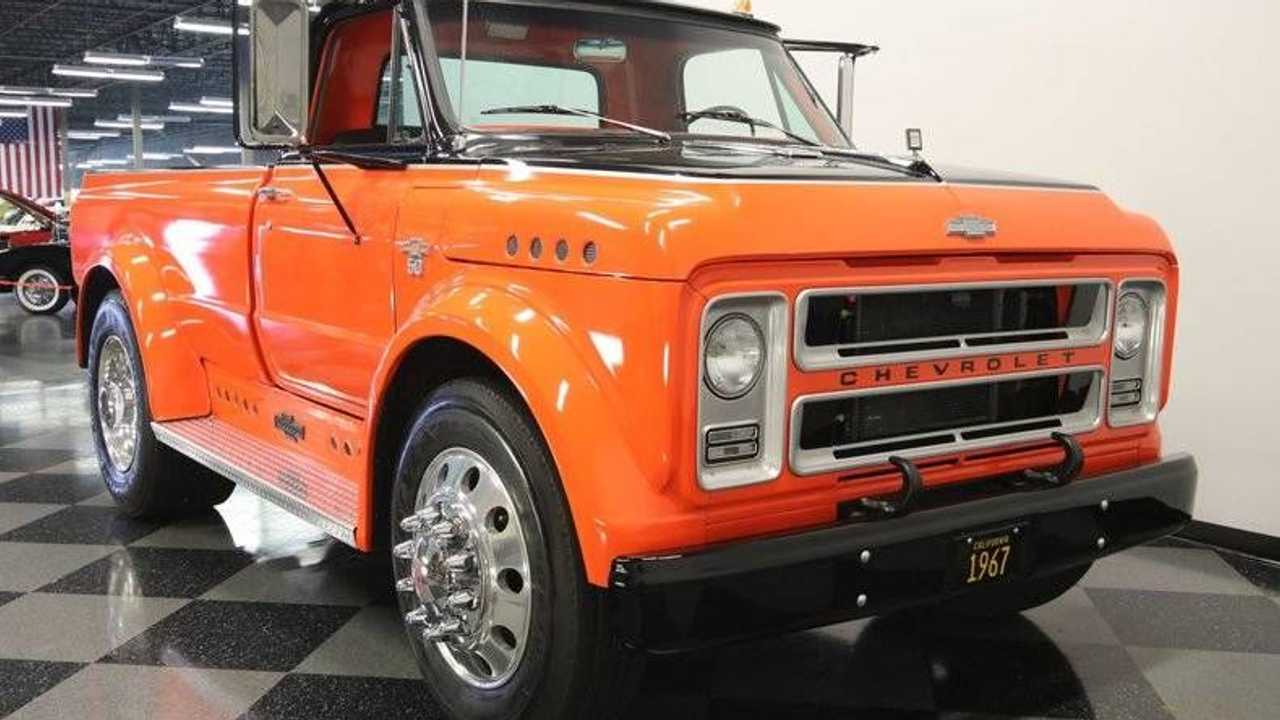 1967 Chevrolet C50 Restomod For Sale Is One Bad Mutha Trucker