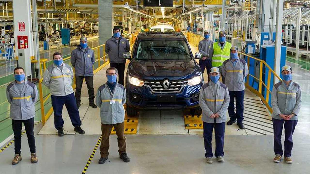 Renault Alaskan (Produção na Argentina)
