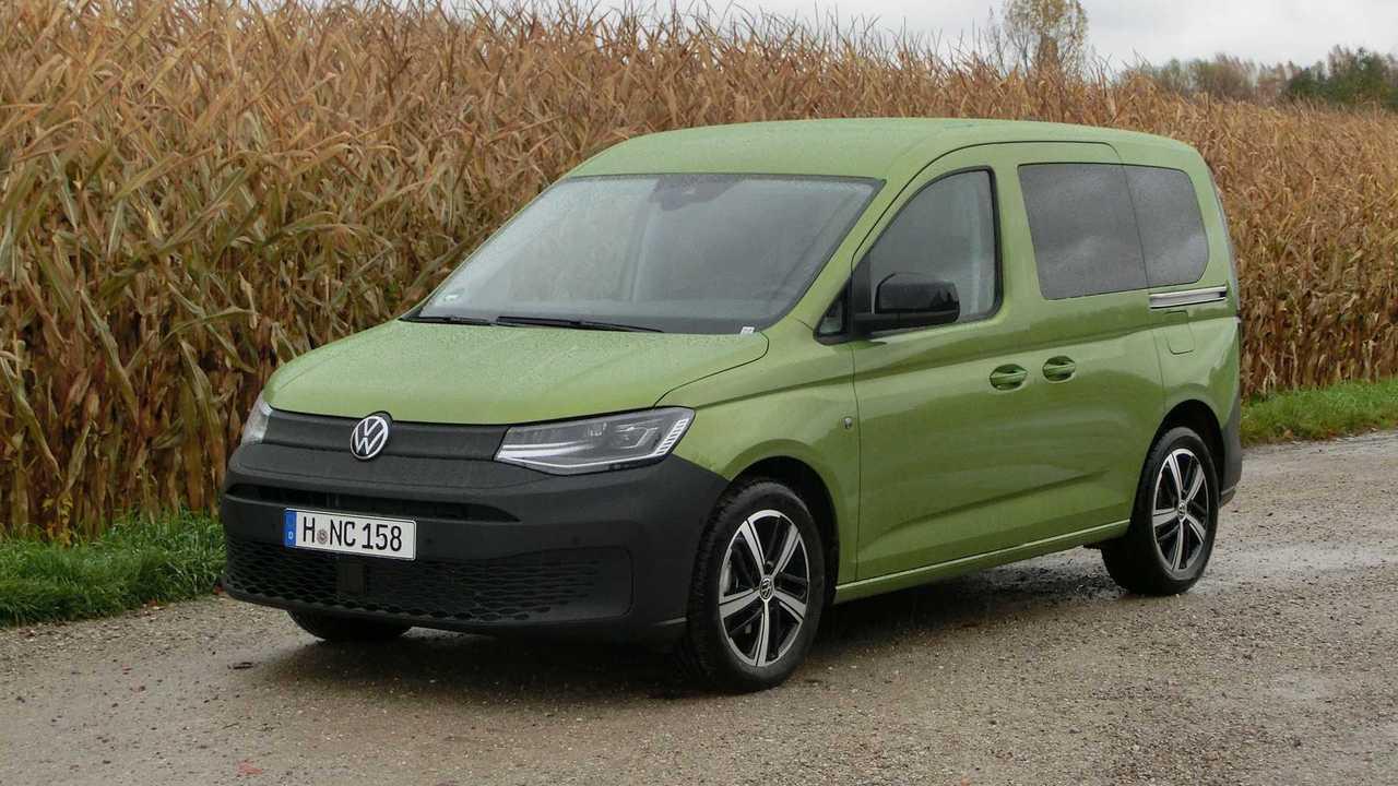 VW Caddy (2021): Als typischer Hochdachkombi brilliert dieses Auto durch das Innenraumangebot. Image und Sportlichkeit stehen ganz hintenan.