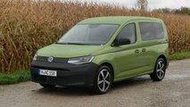 VW Caddy (2021): Neue Generation des Hochdachkombis im Test