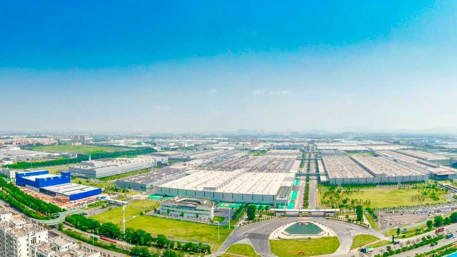 China: VW MEB Plants In Foshan and Anting Begin Production