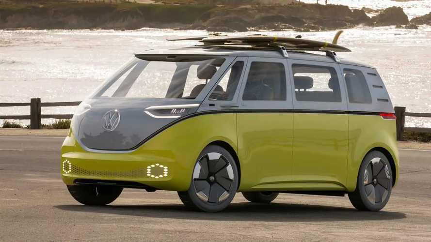 Электровэн Volkswagen ID. Buzz получит 3 разных версии