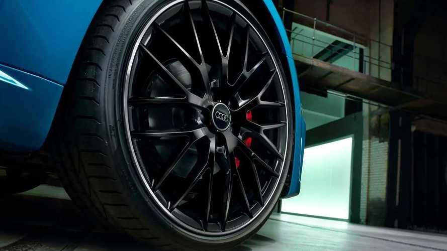 Audi TTS line competition plus (2021)