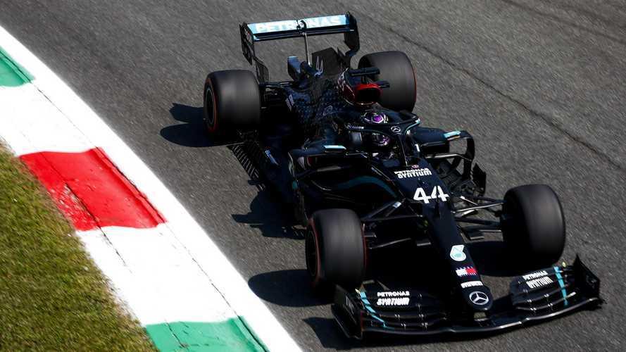 Formula 1, Monza, Libere 2: le Mercedes fanno il vuoto con Hamilton