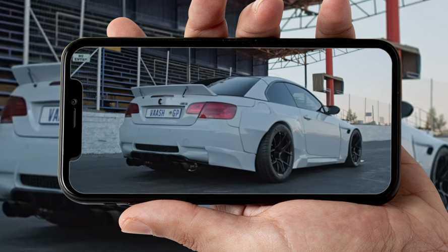 Una BMW M3 con motore V8 Ferrari e cambio manuale, ecco il video