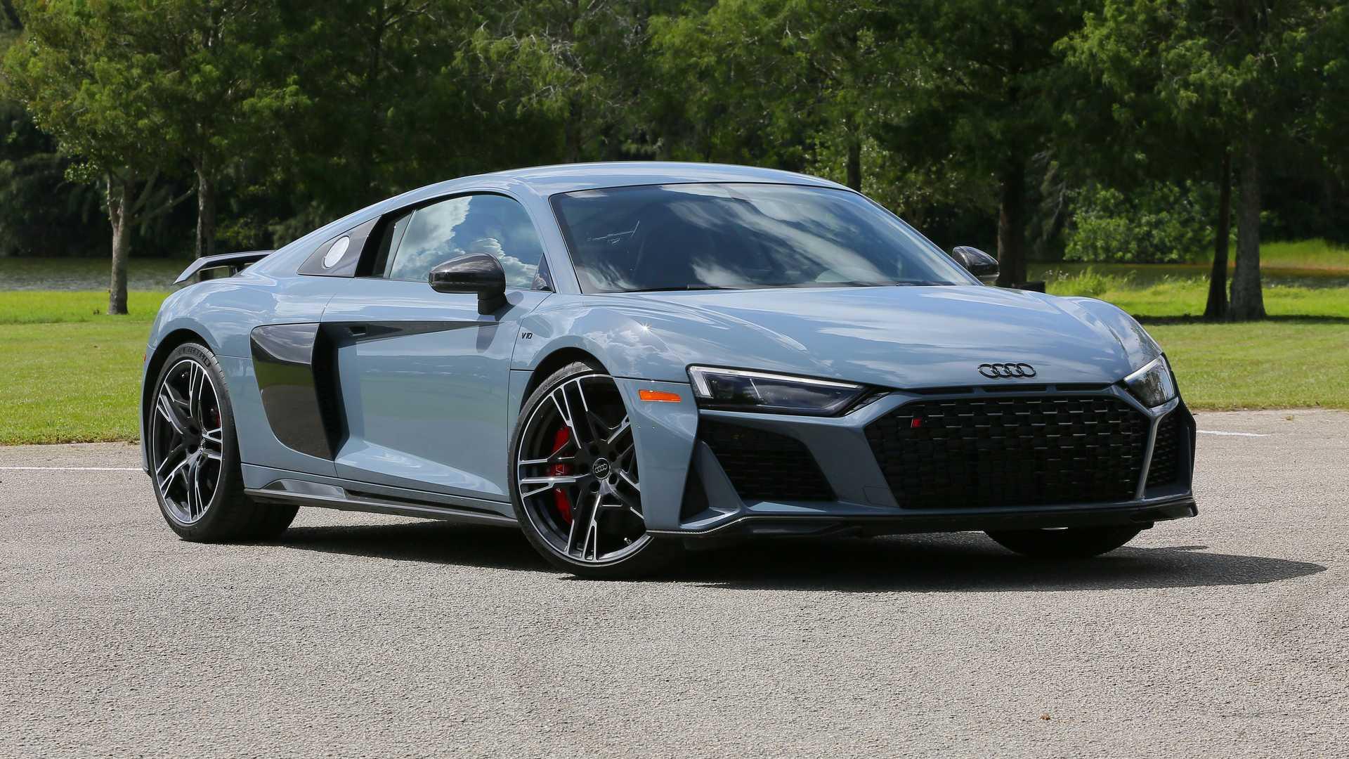 2020 Audi R8 Performance Review Better Car Best Engine