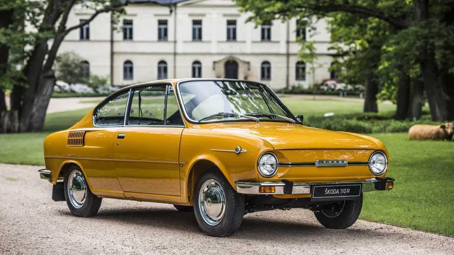 Skoda 110 R: el coupé deportivo checo cumple 50 años