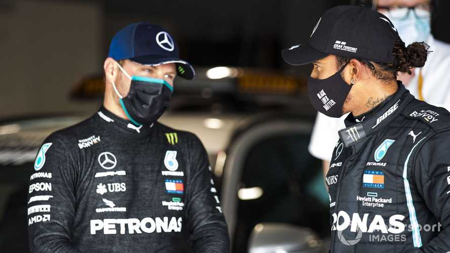 Mercedes must avoid 'exuberance and depression' over driver form