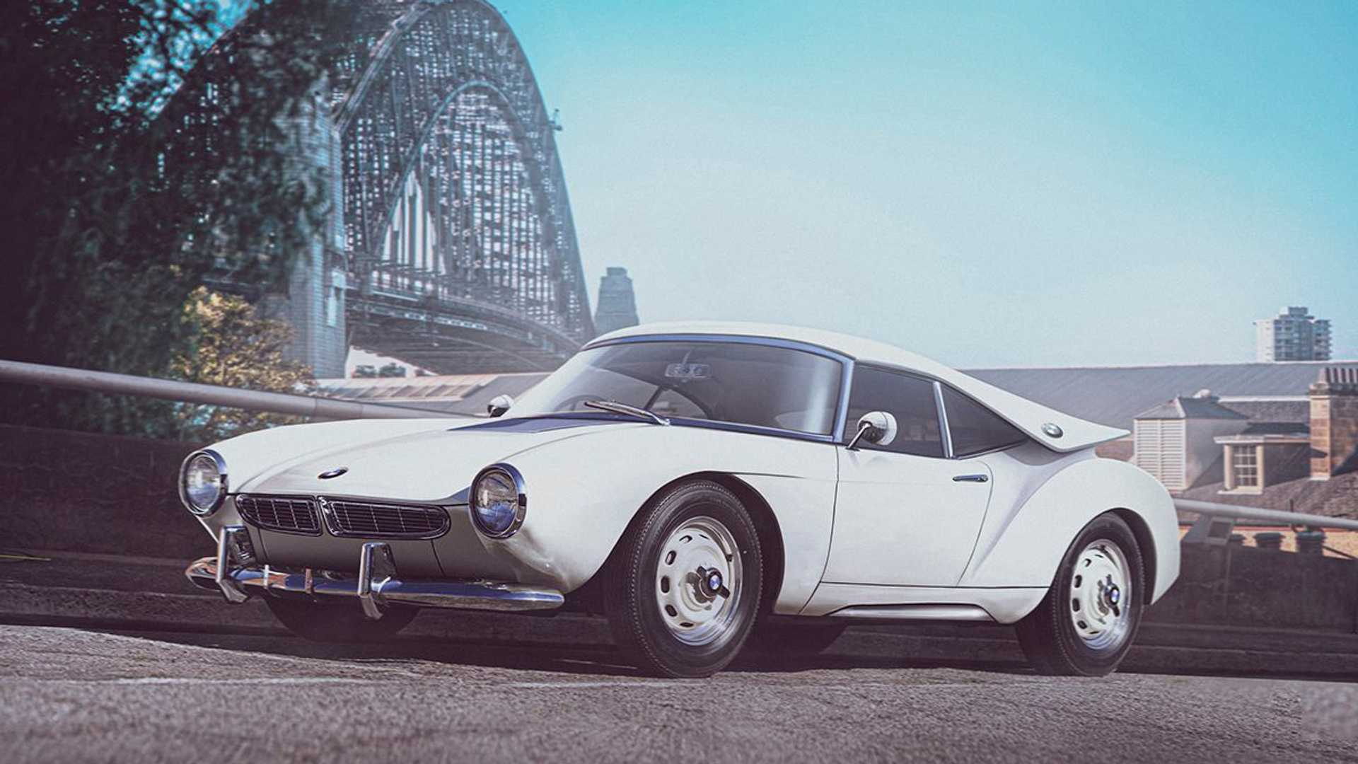 Check out what 7 EVs would look like if they were designed in the 1960s