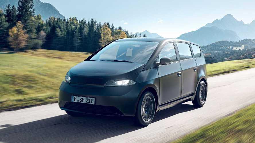 Sono Sion: Neuer Prototyp des Solar-Elektroautos enthüllt