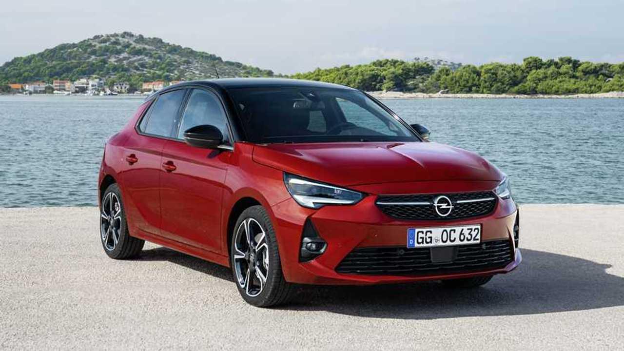 Opel Corsa Ultimate 2020