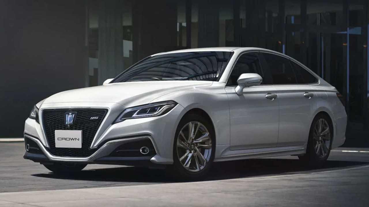 2021 Toyota Crown Update