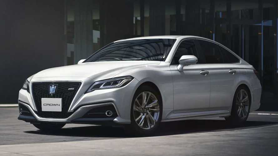 Toyota Crown SUV Reportedly Planned Because Nothing Is Sacred Anymore