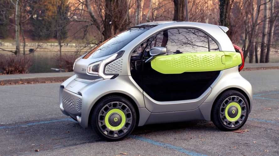 La cinesina elettrica con batterie intercambiabili in Italia a 8.000 €