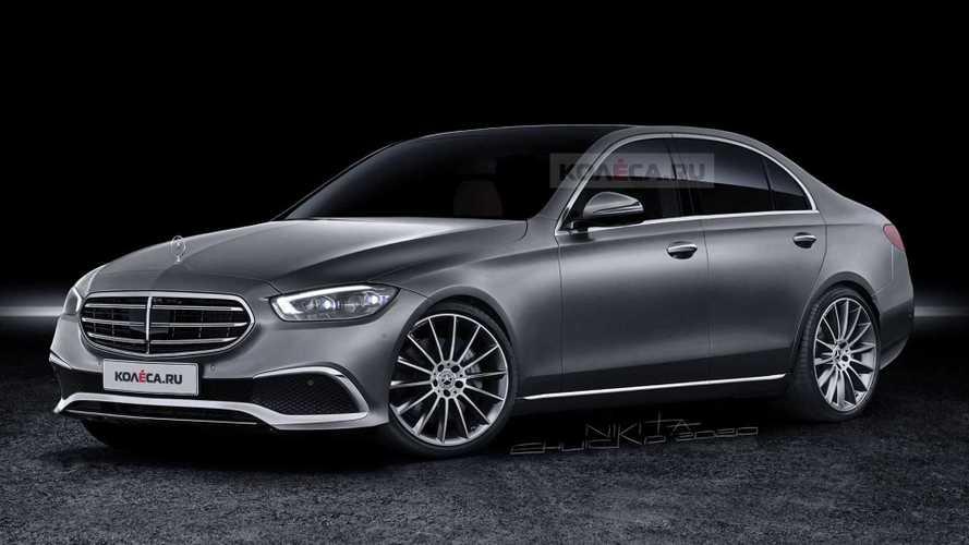 Neue Mercedes C-Klasse (2021) realistisch gerendert
