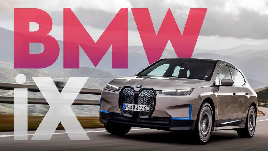 BMW iX: Everything You Need To Know