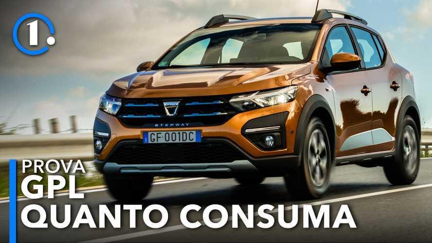 Dacia Sandero 2020, come va e quanto consuma la nuova Stepway a GPL