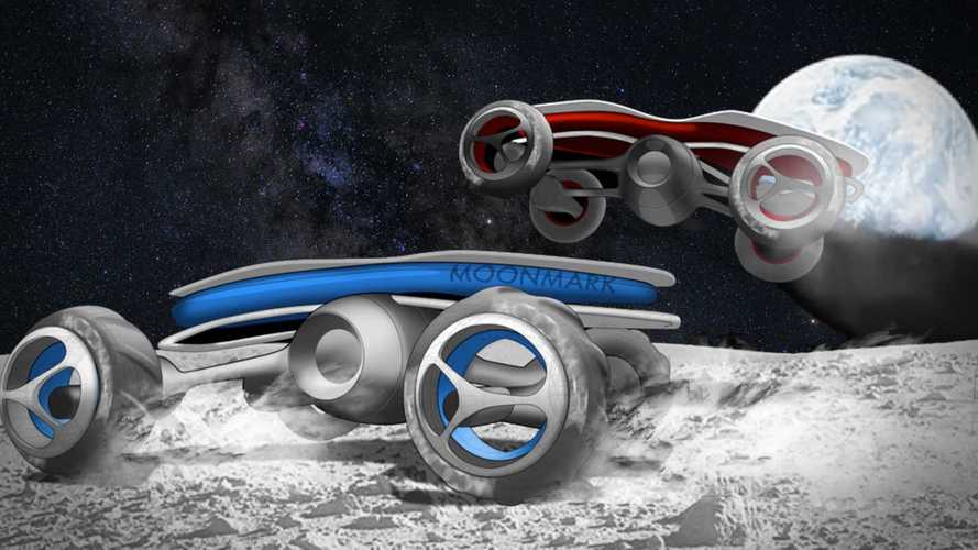 High-Schoolers Are Designing RC Cars For A Race...On The Moon