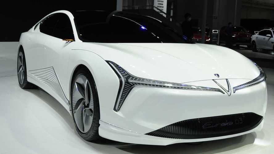 Neta Eureka 03 Concept Answers The Call Of The Tesla Model 3