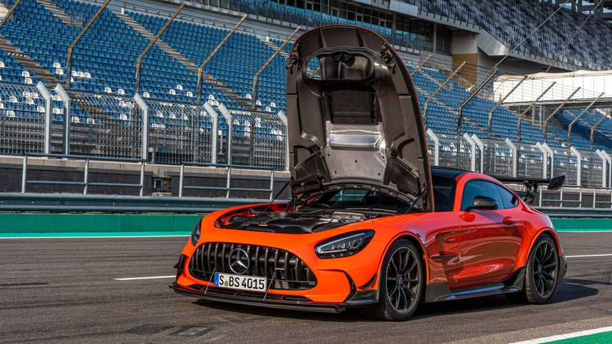 Mercedes-AMG GT Black Series Has Broken The Nurburgring Record: Report