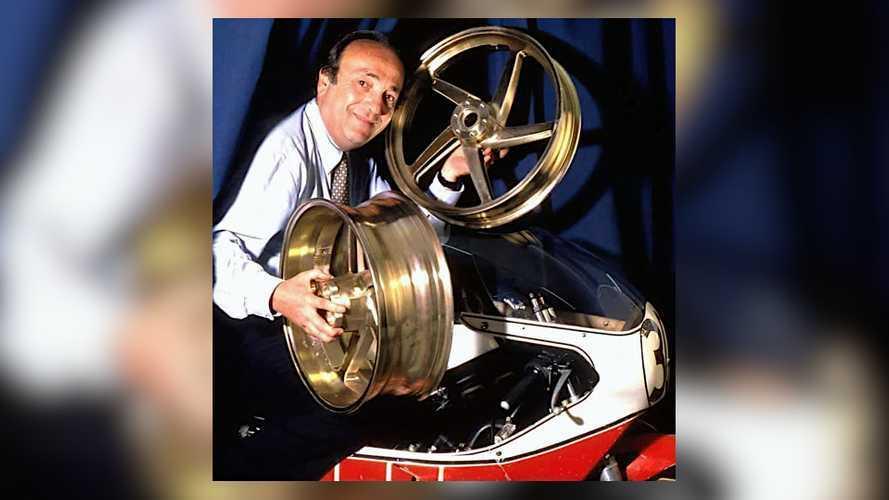 Master Motorcycle Wheelwright Roberto Marchesini Has Died