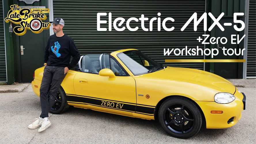Is this electric-swapped Mazda MX-5 better than the original?