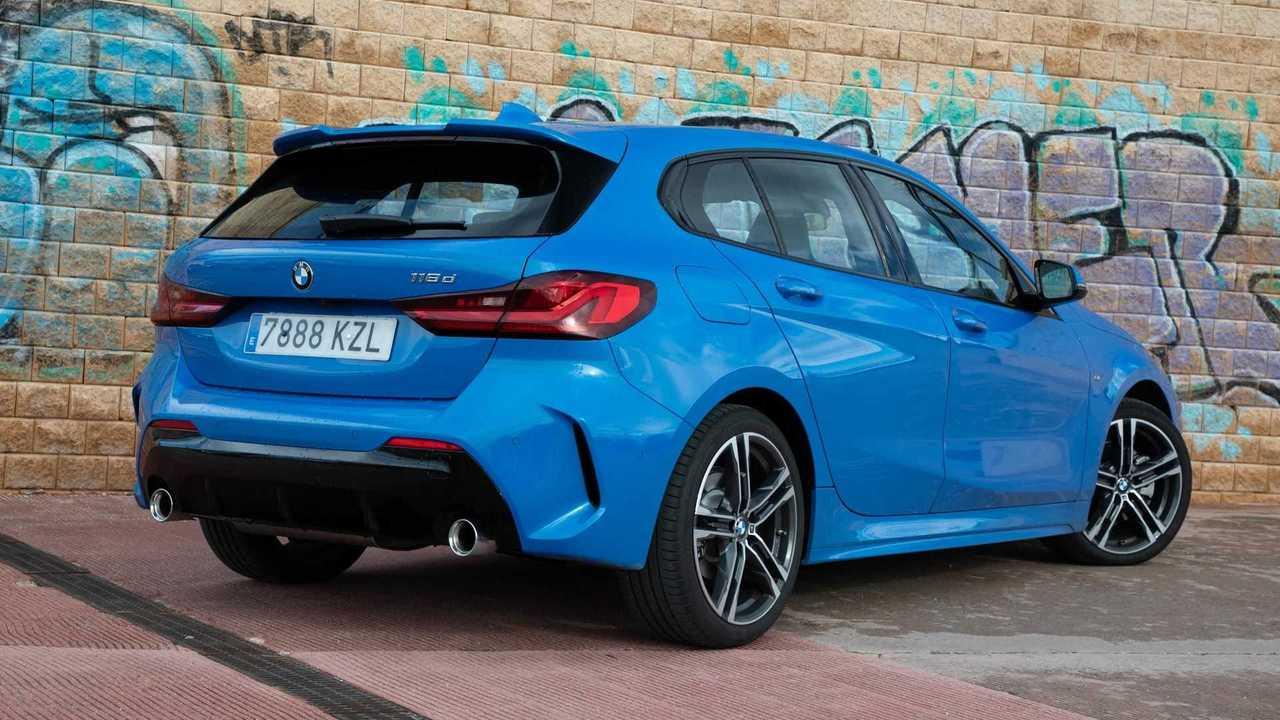 BMW 118d M Sport 2020