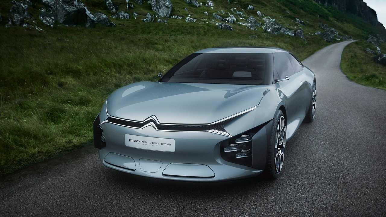 Citroën nuova berlina