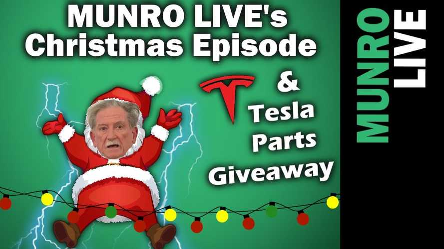 Sandy Claus Will Give You A New Tesla Teardown In 2021: Guess Which?