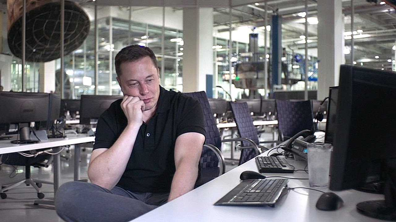 musk at the table