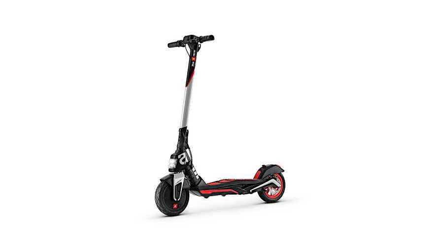 Aprilia's eSR1 E-Scooter Will Hit City Streets In January 2021