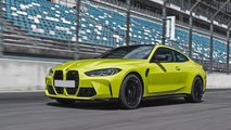 2021 BMW M4 Redesign von Prior Design (Screenshots)