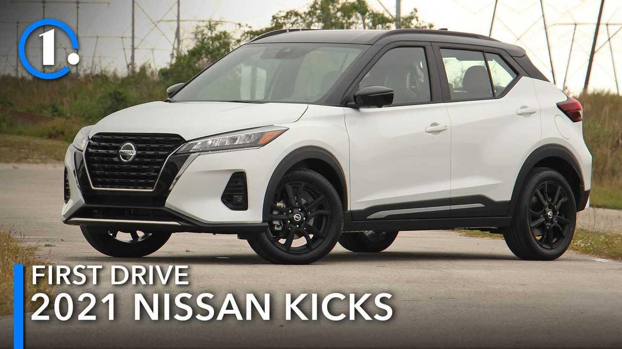 2021 Nissan Kicks First Drive Review