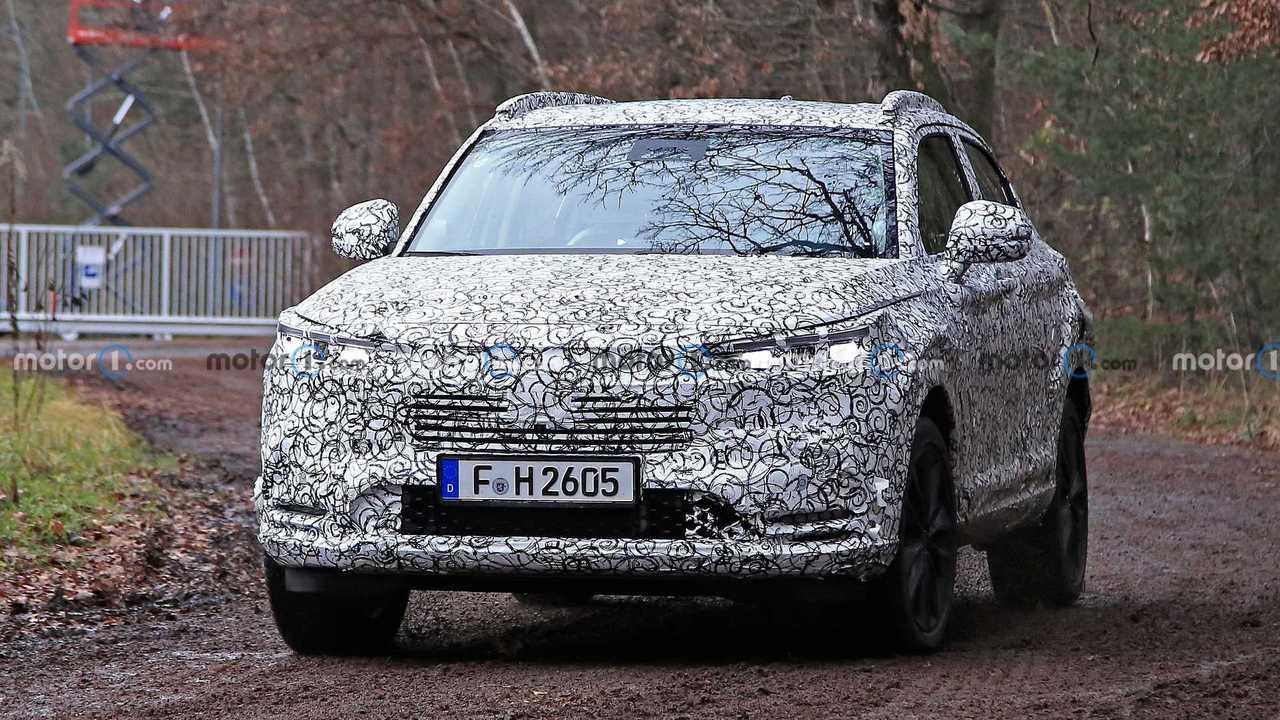 Honda HR-V 2022 - Flagra na Europa