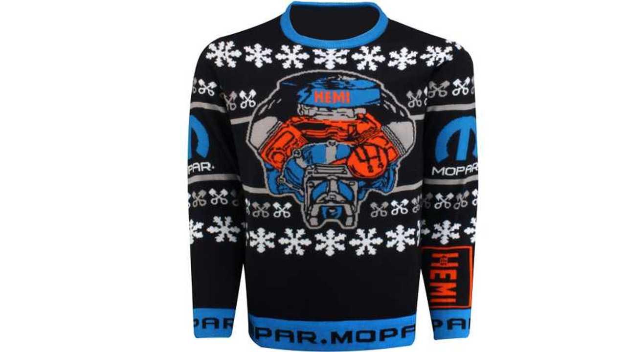 Mopar Ugly Christmas Sweater