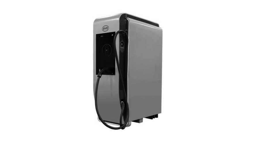 BYD charging solution