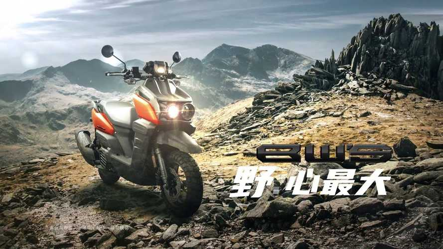 2021 Yamaha BW'S Scooter Launches In Taiwan, And It's So Tough