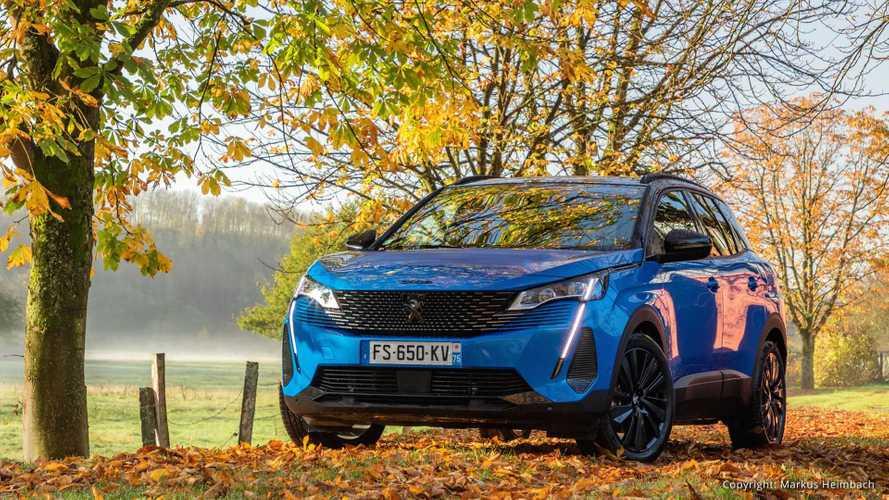 Kommender Peugeot 3008 soll auf der eVMP-Plattform  basieren