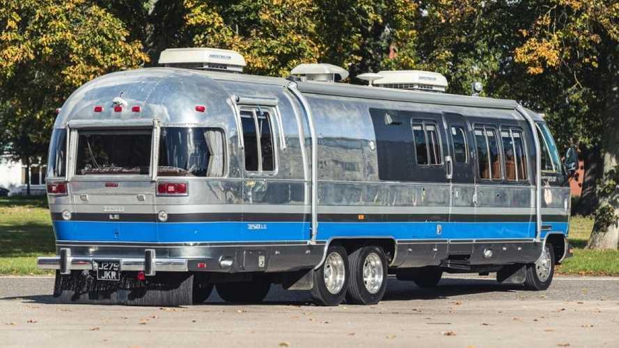 1992 model Airstream 350LE yeni eviniz olabilir
