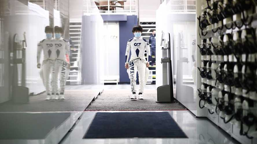 Цунода идет на смену Квяту в «Формуле-1»