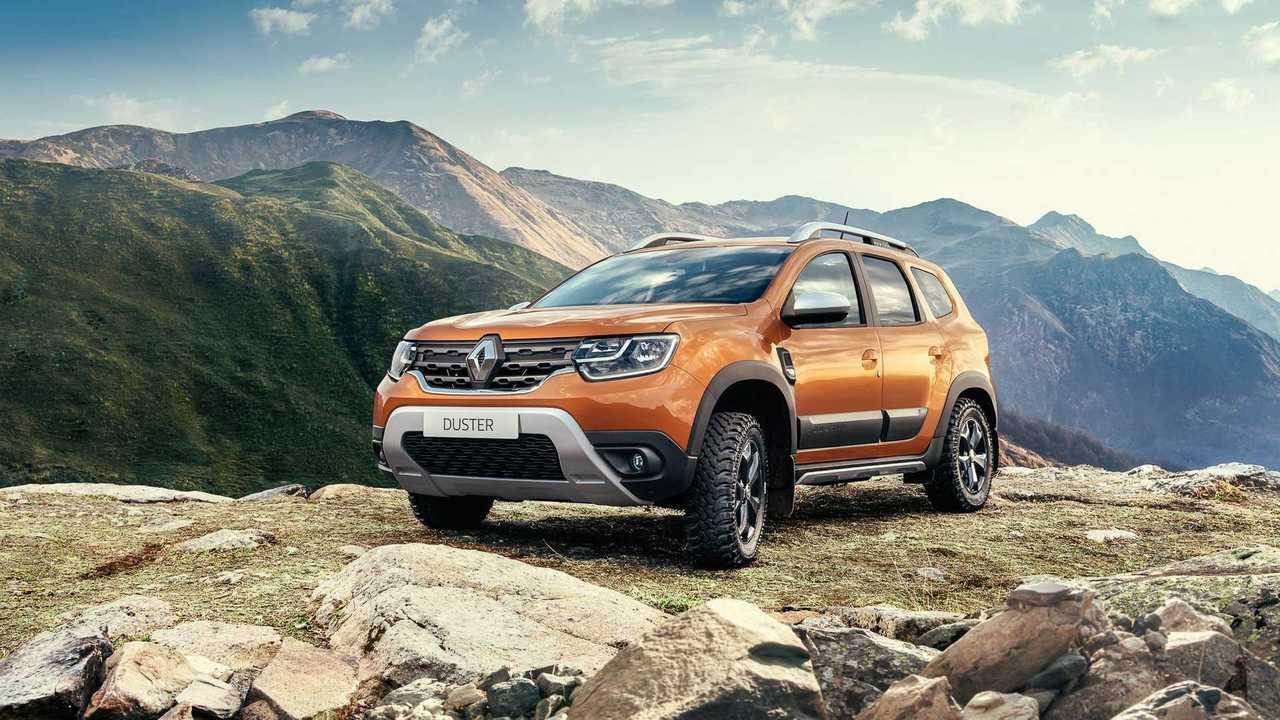 Новый Renault Duster для России (2020)