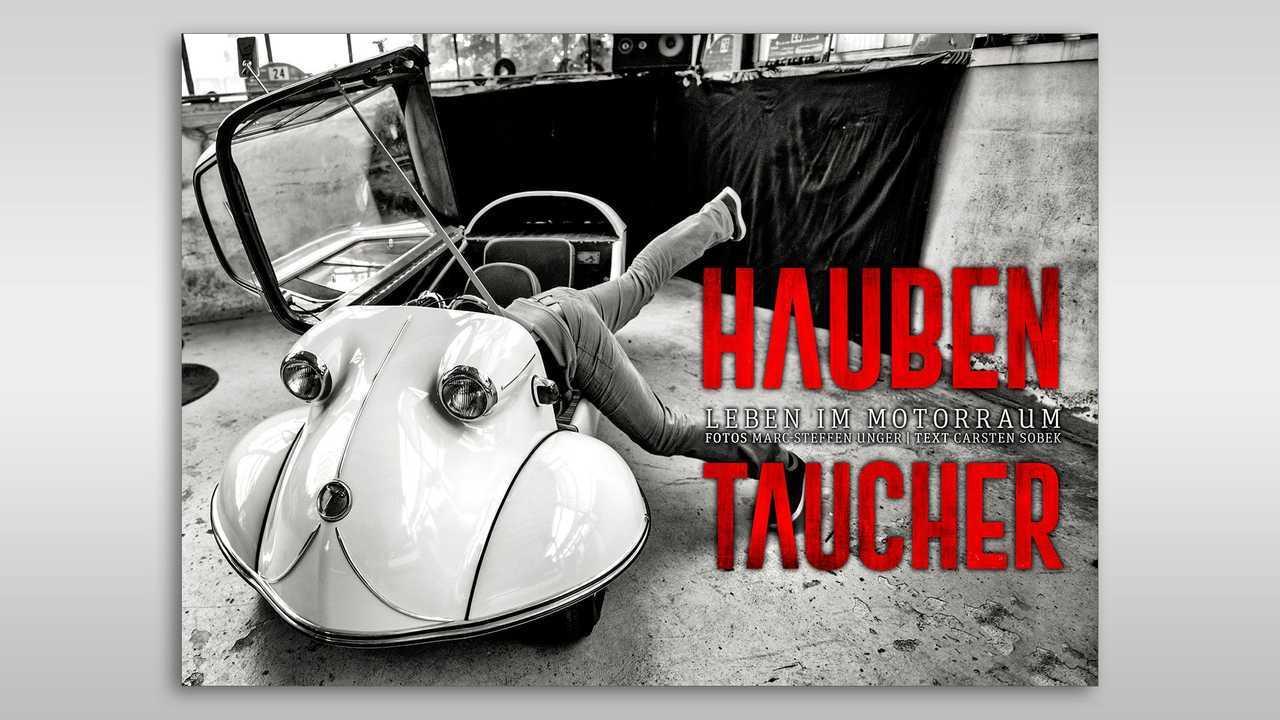 Hauben Taucher - Leben im Motorraum