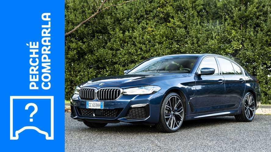 BMW Serie 5 (2020), perché comprarla e perché no