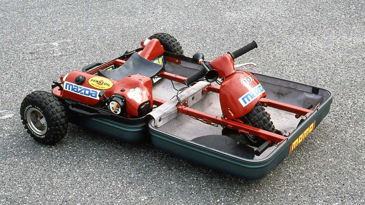 Mazda Suitcase Car (1991)